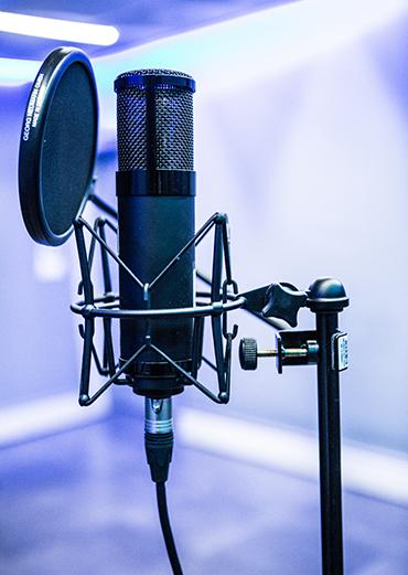 Equipo de grabación